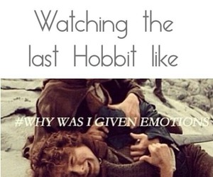 the hobbit and middle earth image