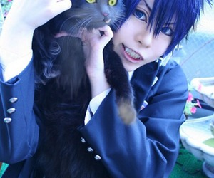 cosplay, ao no exorcist, and anime image