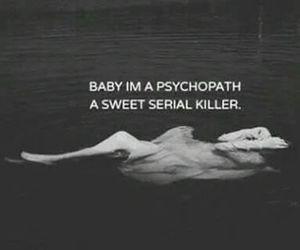 girl, killer, and sweet image
