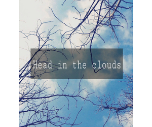 clouds, free, and grunge image
