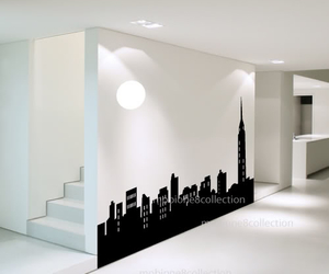 bedroom, buildings, and decorate image