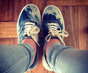 vans, style, and fashion image