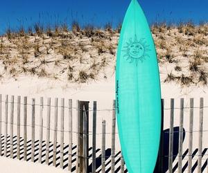 beach, blue, and boy image
