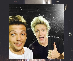 louis and niall image