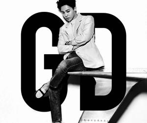 gd, bigbang, and g-dragon image