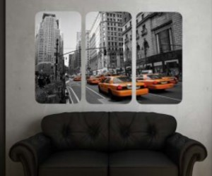 love NY, wall decor, and wall stickers image
