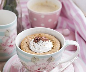 sweet, beautiful, and coffee image