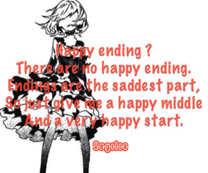 anime, love quote, and love quotes image
