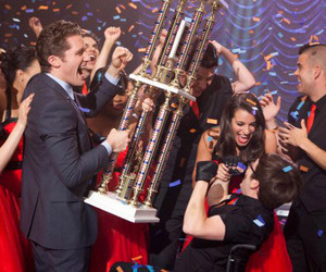 glee and nationals image