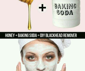 beuty, mask, and face mask image