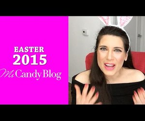 bunny, candy, and easter image