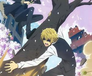 anime, durarara, and shizuo image