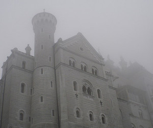 pale, castle, and grunge image