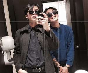 boys and korean image