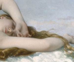 1863, alexandre cabanel, and the birth of venus detail image