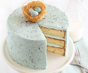 cake, dessert, and food image