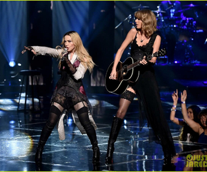 girls, perfomance, and madonna image