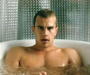 cool, delicious, and theo james image