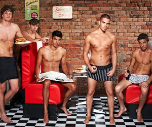 sexy, the wanted, and shirtless image