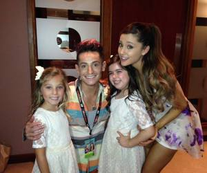 brother and ariana image