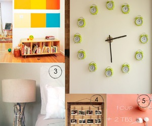 color, diy, and projects image