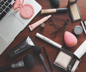make up, makeup, and beauty image
