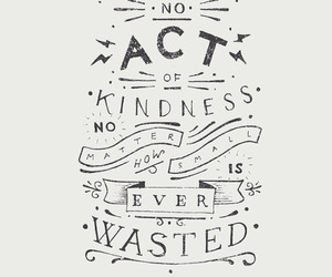 kindness and quote image
