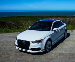 audi, car, and engines image