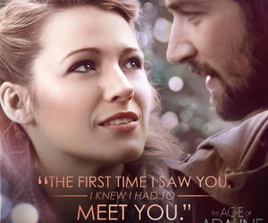 the age of adaline and age of adaline image