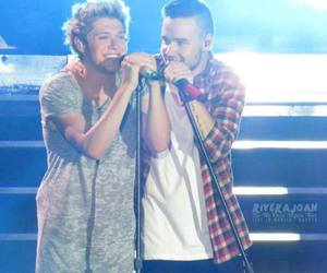 liam payne, niall horan, and 1d image