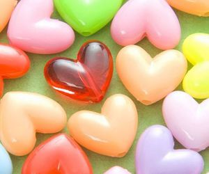heart, background, and candy image