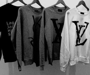 fashion, Louis Vuitton, and LV image