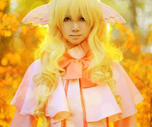anime cosplay, fairy tail cosplay, and cute anime girl cosplay image