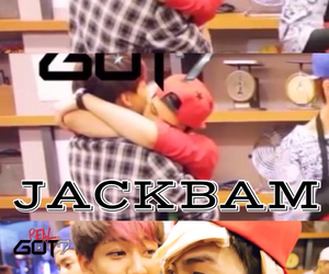 jackson, kpop, and bambam image