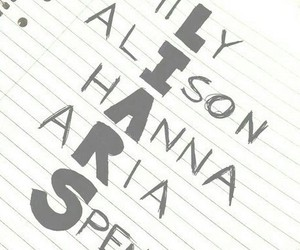 Liars, pretty little liars, and pll image