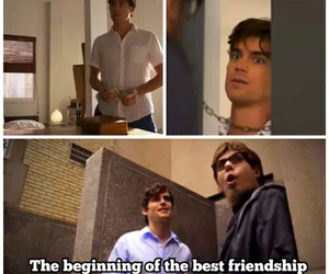 beginning, best friends, and neal caffrey image