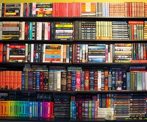 books, book lover, and waldme image