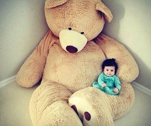 baba, beautiful, and teddy image