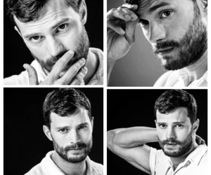 actor, black and white, and flawless image