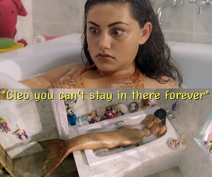 mermaid, phoebe tonkin, and mako mermaids image