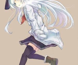 anime, kancolle, and girl image