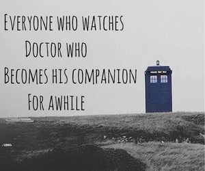 bbc, companion, and doctor who image