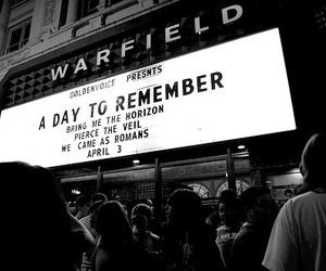 a day to remember, pierce the veil, and bring me the horizon image
