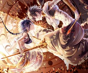 aladin, anime, and judal image