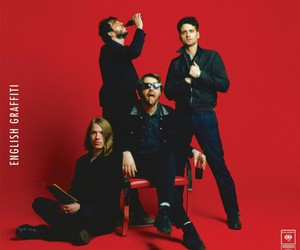 the vaccines and justin young image
