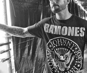 cm punk, ramones, and wwe image