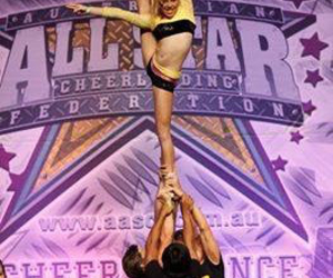 allstar, cheer, and fit image