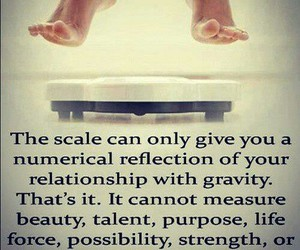 quote, scale, and weight image