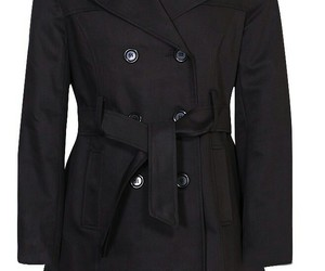 black and coat image