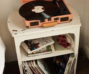 vinyl and vintage image
